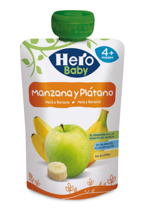 HERO BABY?POUCH POMA PLATAN