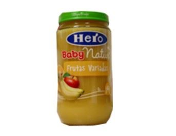 HERO FRUITES VARIADES 250