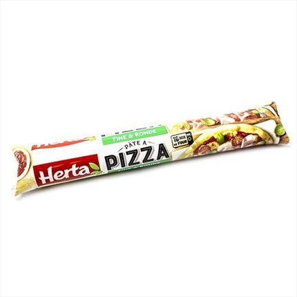 HERTA MASSA PIZZA 265GR