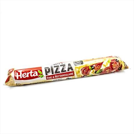 HERTA MASSA PIZZA FINA I RECTANGULAR 385GR
