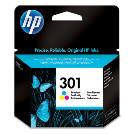 HP 301 COLOR CARTUTXO IMPRESSORA