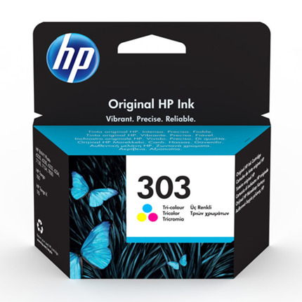 HP 303 COLOR CARTUTXO IMPRESSORA