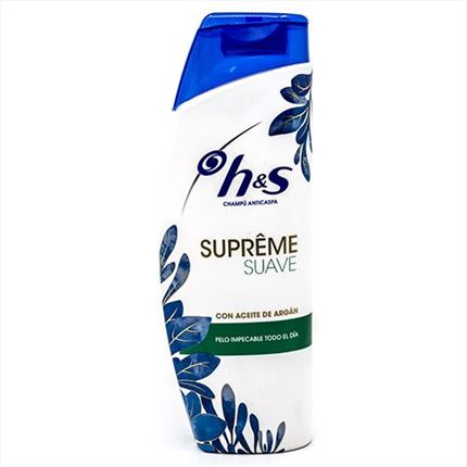 H&S XAMPU SUPREME SUAU 300ML