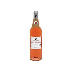 ILLE DE BEAUTE 1GP ROSE U 75CL