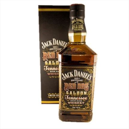 JACK DANIEL'S RED DOG 70CL
