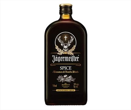 JAGERMEISTER SPICE 70CL..