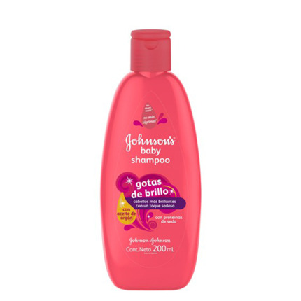 JOHNSON?S XAMPU BRILLANTOR 500ML