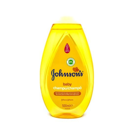 JOHNSON?S XAMPU NORMAL 500ML