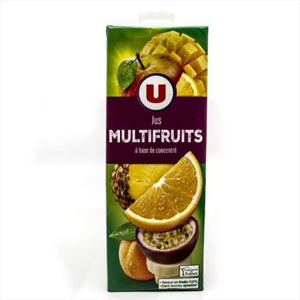 JUS ABC MULTIFRUITS U BRIK 1L