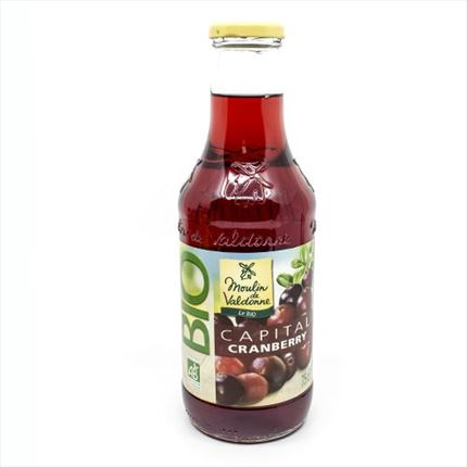 JUS CAPITAL BIO CRANBERRY 75CL