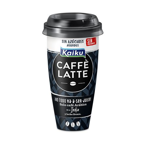 KAIKU CAFFE LATTE 230ML