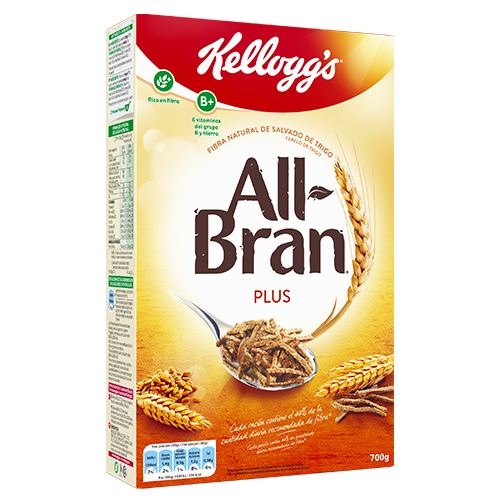 KELLOGG?S ALL BRAN PLUS 700G