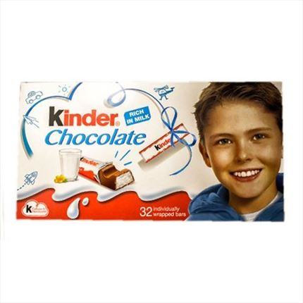 KINDER BARRETES X32