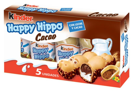 KINDER HAPPY HIPPO X5