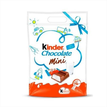 KINDER MINI XOCOLATA T75X12 400GR