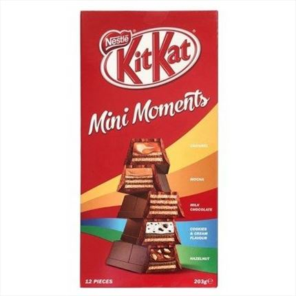 KIT KAT MINI MOMENTS 203 GR.