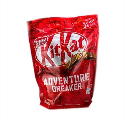 KIT KAT SHARING BAG BREAK TIME 517 GR.
