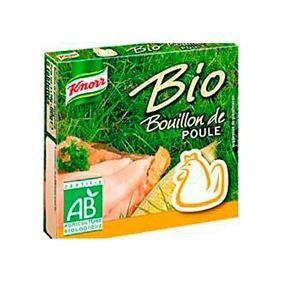 KNORR BOUILLON POLLAST X6
