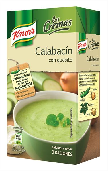 KNORR CREMA CARBASSO 500ML