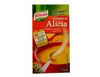 KNORR CREMA D'ALICIA 500ML