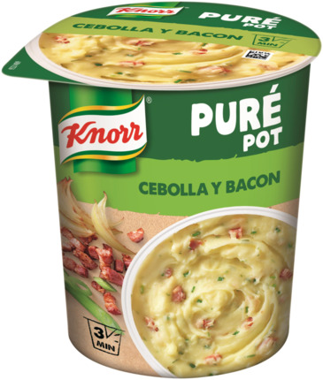 KNORR PURE PATATES 60GR