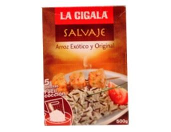 LA CIGALA ARROS SALVATGE 400GR