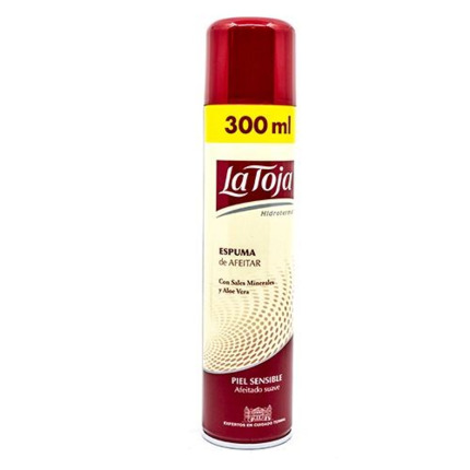 LA TOJA ESCUMA  200ML