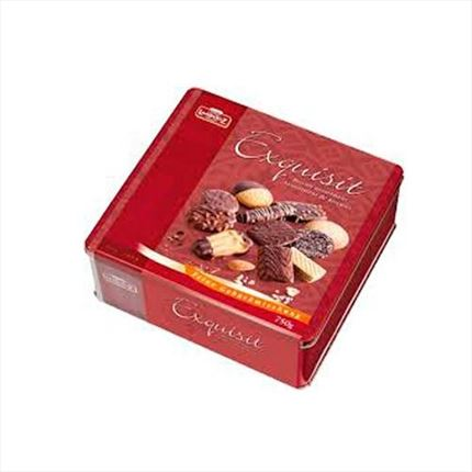 LAMBERTZ ASSORTIMENT BISCUIT 750GR.