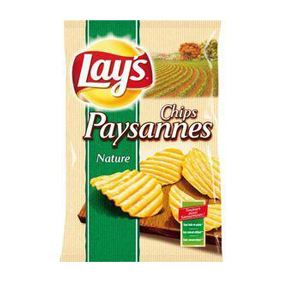 LAYS CHIPS PAYSANNES