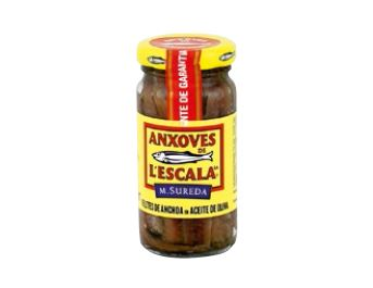 L'ESCALA FILETS D'ANXOVA 100GR