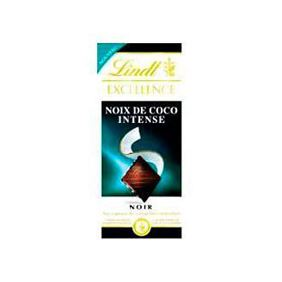 LINDT EXCELL.NEGRE COCO 100GR.