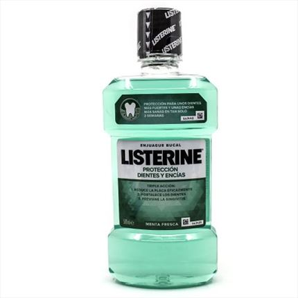 LISTERINE DENTS/GEN 500