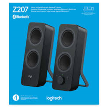 LOGITECH Z207 PC 2.0 ALTAVEU BT