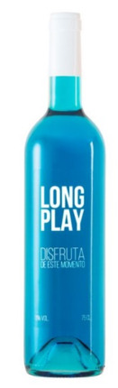 LONG PLAY VI  BLAU 75CL