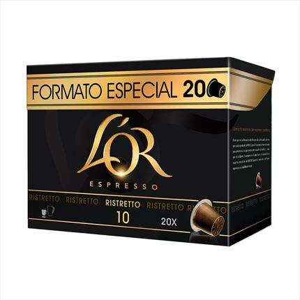 L'OR CAFE RISTRETTO X20