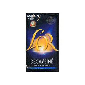 L'OR DESCAFEINAT 250G