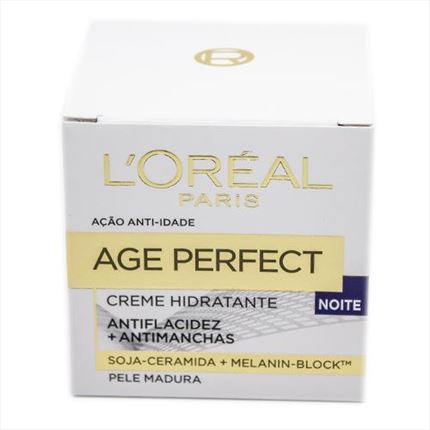 L'OREAL AGE PERFECT NIT HIDRAT.50ML