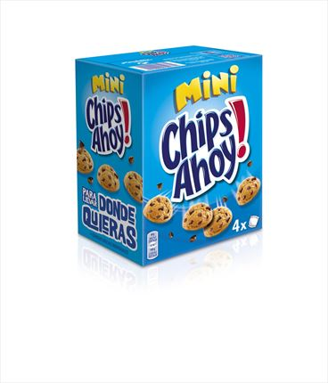 CHIPS AHOY MINIS 160G