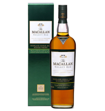 MACALLAN SELECT OAK LITRE.