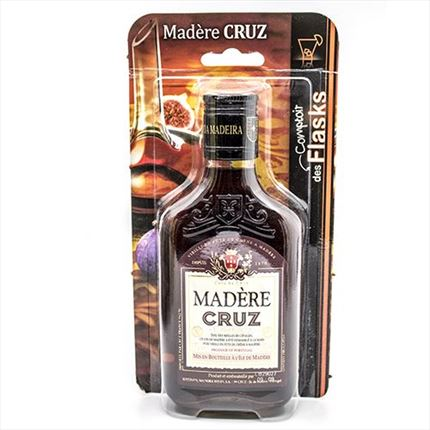 MADERE CRUZ FLASK 17? 20CL