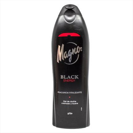 MAGNO GEL BLACK ENERGY 550ML