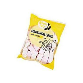 MARSHMALLOWS VANILLE B.VU 200G