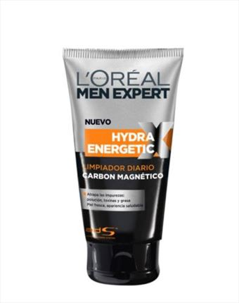 MEN EXPERT GEL NETEJADOR CARBO 150ML