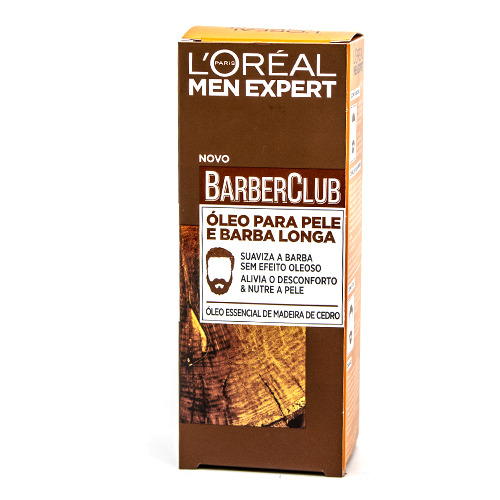 MEN EXPERT OLI BARBA