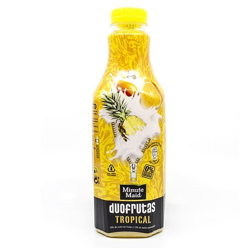 MINUTE MAID DUO TROPICAL 1L.