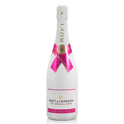 MOET CHANDON ROSAT ICE 75CL.