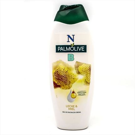 NB GEL LLET I MEL 600ML