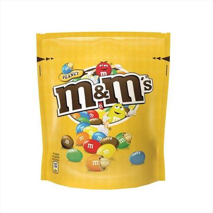 ND M&M'S POCHON NOEL 225G