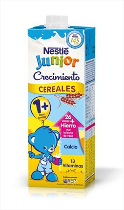 NESTLE JUNIOR CEREALS +12M 1L