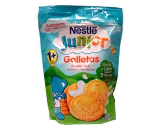 NESTLE GALLETAS JUNIOR 180G